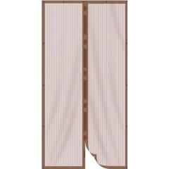 Москитные двери Коричневый