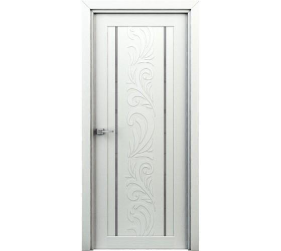 Межкомнатная дверь Весна Jasmine Kraft Высокоглянцевый полимер
