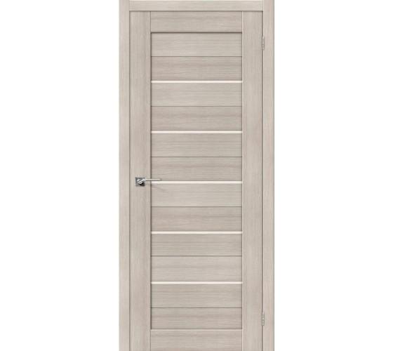 Межкомнатная дверь Порта-22 Cappuccino Veralinga Magic Fog