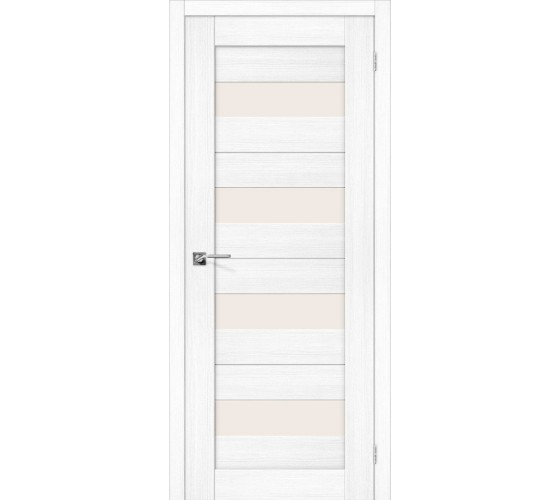 Межкомнатная дверь Порта-23 Snow Veralinga Magic Fog