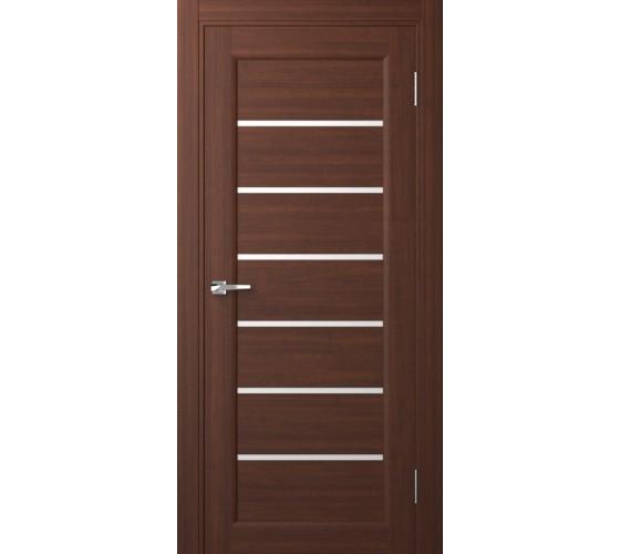 Межкомнатная дверь Вега 10 Темный Орех Мателюкс