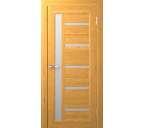 Межкомнатная дверь Вега 11 Светлый Орех Мателюкс