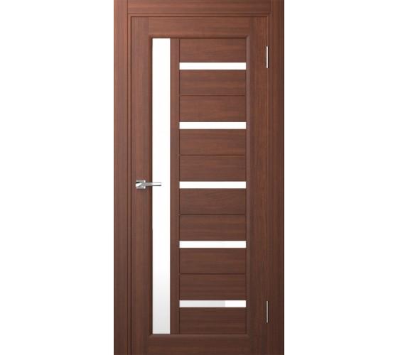 Межкомнатная дверь Вега 11 Темный Орех Мателюкс