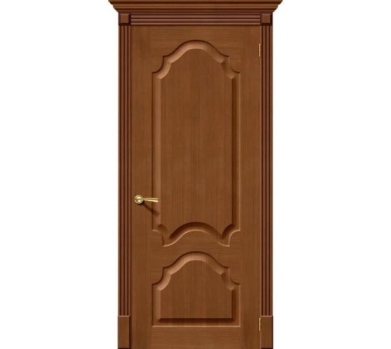 Межкомнатная дверь Афина Орех (Ф-11)