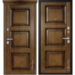 Дверь входная металличекая МетаЛюкс Альянс М705 Статус