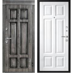 Дверь входная металличекая МетаЛюкс Идеал М706/3 Статус