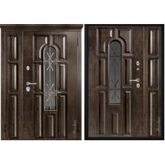 Дверь входная металличекая МетаЛюкс Кардинал 2 СМ860 Статус