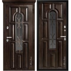 Дверь входная металличекая МетаЛюкс Кардинал СМ760 Статус