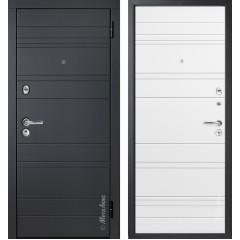 Дверь входная металличекая МетаЛюкс Лайн М700 Статус