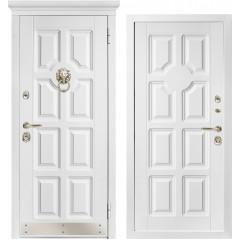 Дверь входная металличекая МетаЛюкс Леон М707 Статус