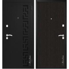 Дверь входная металличекая МетаЛюкс М100 Стандарт