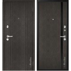 Дверь входная металличекая МетаЛюкс М17/1 Триумф