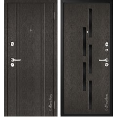 Дверь входная металличекая МетаЛюкс М17 Триумф