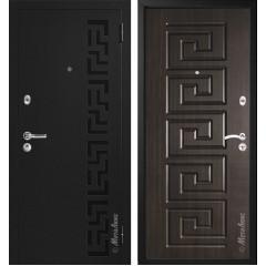Дверь входная металличекая МетаЛюкс М21 Тренд