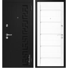 Дверь входная металличекая МетаЛюкс М23 Тренд