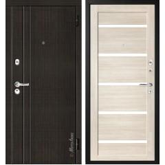 Дверь входная металличекая МетаЛюкс М24/1 Триумф