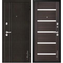 Дверь входная металличекая МетаЛюкс М25/1 Триумф