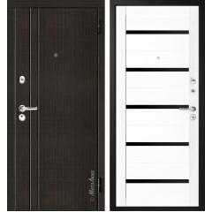 Дверь входная металличекая МетаЛюкс М26/1 Триумф