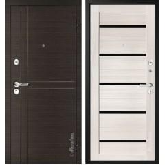 Дверь входная металличекая МетаЛюкс М31/1 Триумф