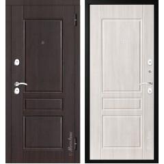 Дверь входная металличекая МетаЛюкс М316/2 Стандарт