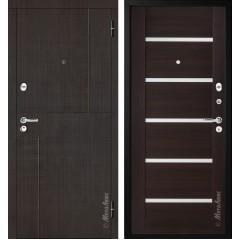 Дверь входная металличекая МетаЛюкс М325 Гранд