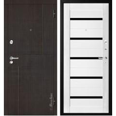 Дверь входная металличекая МетаЛюкс М326 Гранд