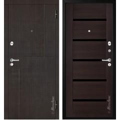 Дверь входная металличекая МетаЛюкс М328 Гранд