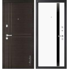Дверь входная металличекая МетаЛюкс М33/3 Триумф