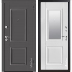 Дверь входная металличекая МетаЛюкс М34/8 Z Триумф