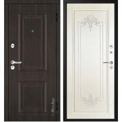Дверь входная металличекая МетаЛюкс М34 Триумф