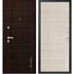 Дверь входная металличекая МетаЛюкс М346 Стандарт