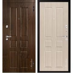 Дверь входная металличекая МетаЛюкс М348 Стандарт