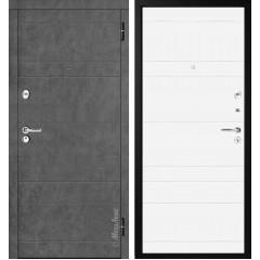 Дверь входная металличекая МетаЛюкс М350 Гранд