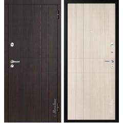Дверь входная металличекая МетаЛюкс М351/1 Гранд