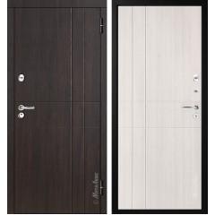 Дверь входная металличекая МетаЛюкс М351/2 Гранд