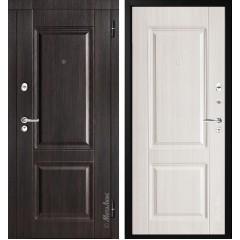 Дверь входная металличекая МетаЛюкс М353/2 Гранд