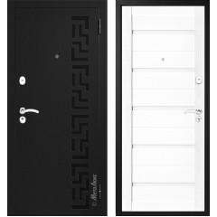 Дверь входная металличекая МетаЛюкс М523 Стандарт