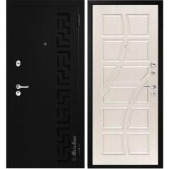 Дверь входная металличекая МетаЛюкс М6/3 Тренд