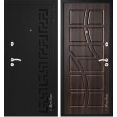 Дверь входная металличекая МетаЛюкс М6 Тренд