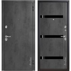 Дверь входная металличекая МетаЛюкс М70/2 Элит