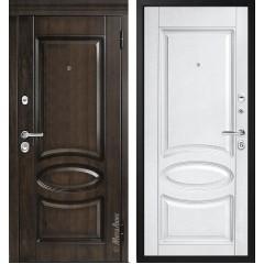 Дверь входная металличекая МетаЛюкс М71/2 Элит