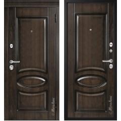 Дверь входная металличекая МетаЛюкс М71 Элит