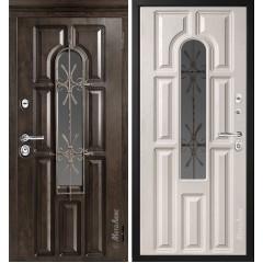 Дверь входная металличекая МетаЛюкс СМ60/2 Элит