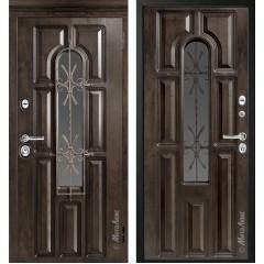 Дверь входная металличекая МетаЛюкс СМ60 Элит