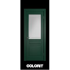 Межкомнатная дверь COLORIT К2 COLORIT ДО