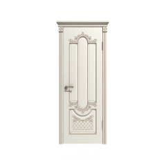 Межкомнатная дверь Эстель люкс Александрия ДГ