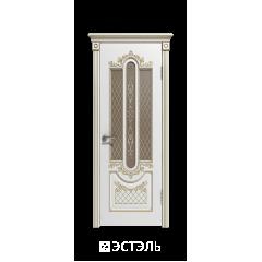 Межкомнатная дверь Эстель люкс Александрия ДО