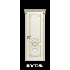 Межкомнатная дверь Эстель люкс Милана эст. ДГ