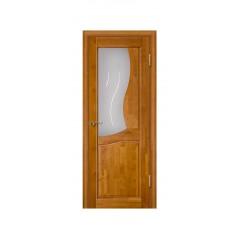 Межкомнатная дверь Массив ольхи Верона м. ДО