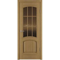 Межкомнатная дверь Юркас шпон Капри-3 ДО
